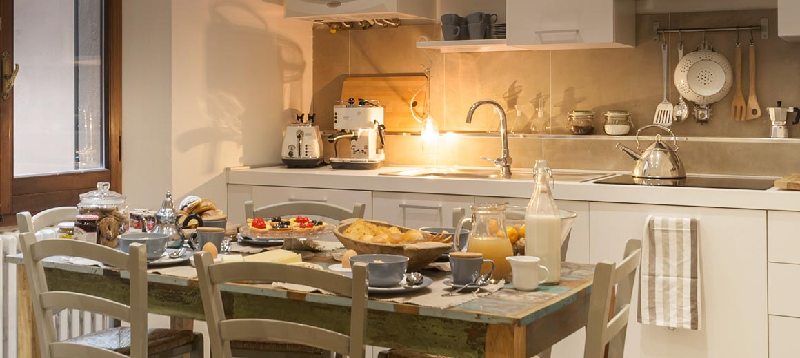 A Casa di Zoe - Bed and Breakfast e Appartamento con cucina